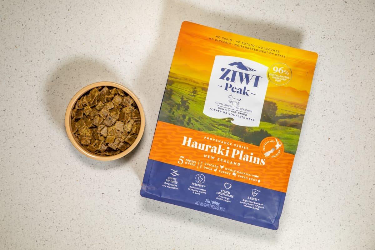 Ziwi Peak Hauraki Plains Bag & Bowl