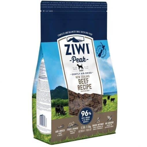 Ziwi Peak Beef Air-Dried Dog Food