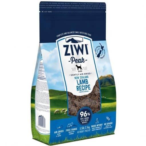 Ziwi Peak Lamb Air-Dried Dog Food