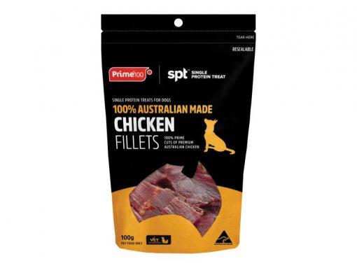 Prime100 SPT Chicken Dog Treats