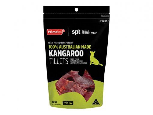 Prime100 Kangaroo Fillet Treats
